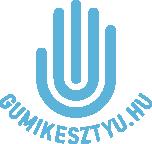 Gumikesztyű Logo